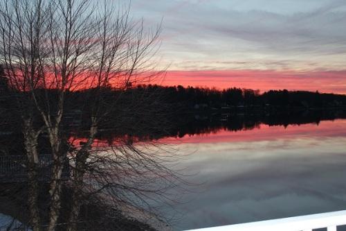 Sunrise April 4, 2015