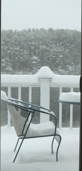 snow-porch