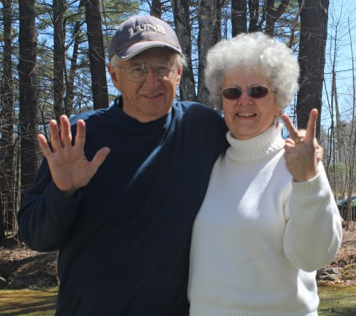 52 years and counting!